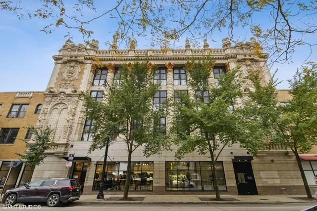 1635 W Belmont Avenue #206, Chicago, IL 60657 (MLS #11132227) :: John Lyons Real Estate