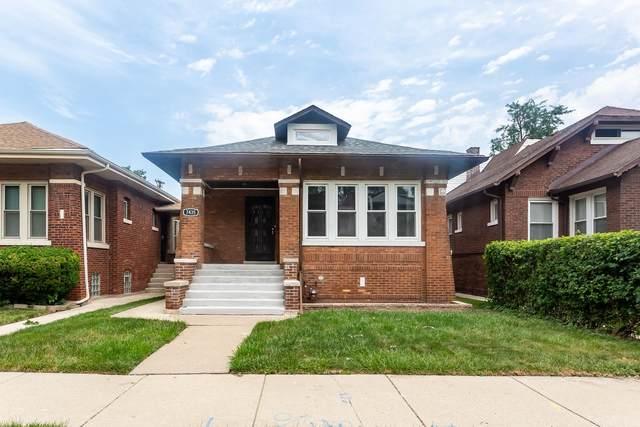 7435 S Bennett Avenue, Chicago, IL 60649 (MLS #11132240) :: John Lyons Real Estate
