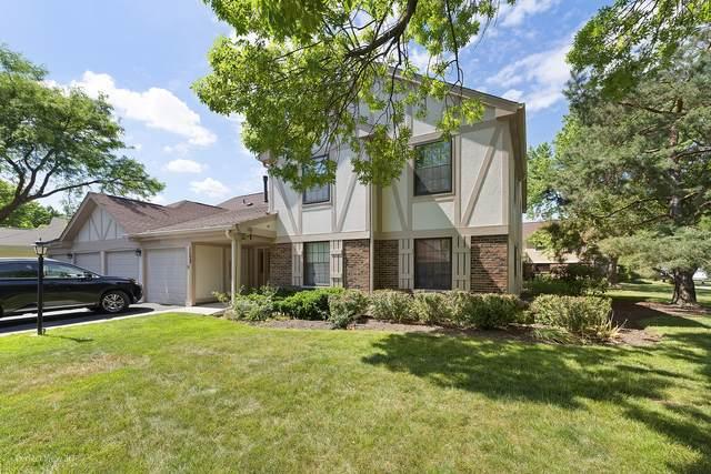 1152 Buckingham Court D1, Wheeling, IL 60090 (MLS #11132252) :: John Lyons Real Estate