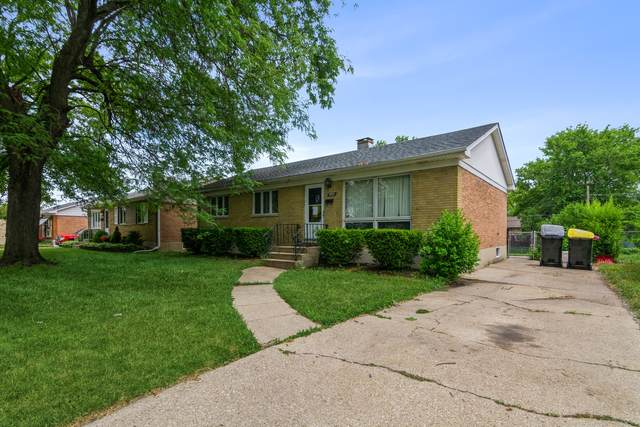 933 Highland Avenue, Thornton, IL 60476 (MLS #11132283) :: O'Neil Property Group