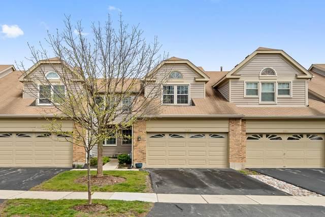 3117 Daniels Court #3117, Arlington Heights, IL 60004 (MLS #11132328) :: Carolyn and Hillary Homes