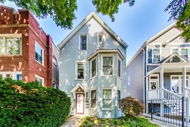 3713 N Christiana Avenue, Chicago, IL 60618 (MLS #11132344) :: John Lyons Real Estate