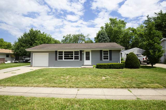 1212 Hovey Avenue, Normal, IL 61761 (MLS #11132383) :: The Wexler Group at Keller Williams Preferred Realty
