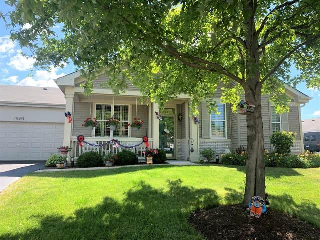 16461 Buckner Pond Way, Crest Hill, IL 60403 (MLS #11132384) :: Jacqui Miller Homes
