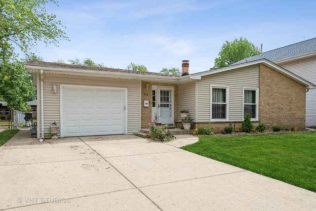 933 Beverly Drive, Wheeling, IL 60090 (MLS #11132412) :: John Lyons Real Estate