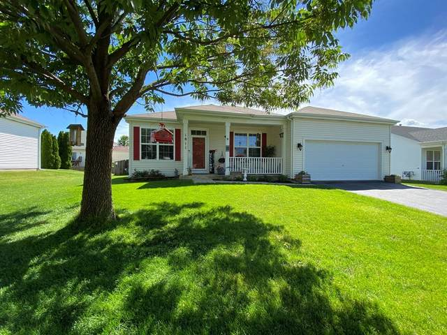 1811 Bluestem Circle, Aurora, IL 60504 (MLS #11132487) :: Helen Oliveri Real Estate