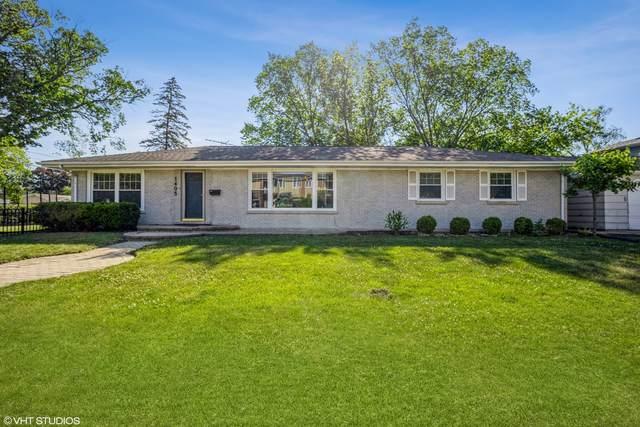 1405 Wescott Road, Northbrook, IL 60062 (MLS #11132539) :: Helen Oliveri Real Estate