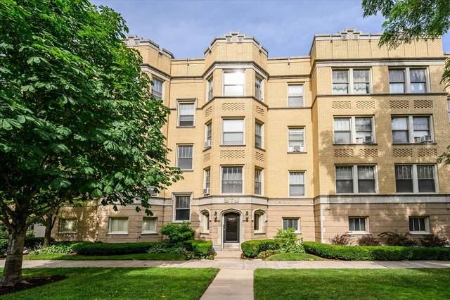 407 S East Avenue #2, Oak Park, IL 60302 (MLS #11132555) :: Helen Oliveri Real Estate