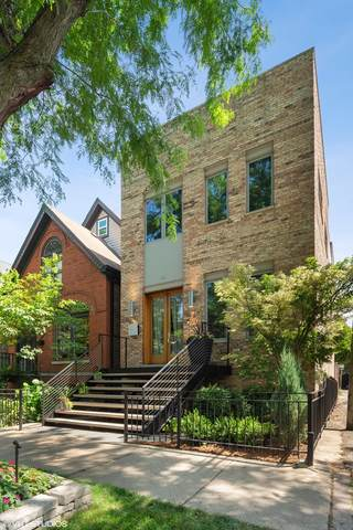 2147 W Homer Street, Chicago, IL 60647 (MLS #11132766) :: Carolyn and Hillary Homes