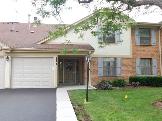 1157 Buckingham Court B1, Wheeling, IL 60090 (MLS #11132771) :: John Lyons Real Estate