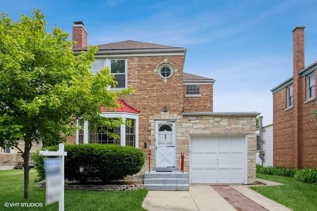 6793 N Ionia Avenue, Chicago, IL 60646 (MLS #11132777) :: John Lyons Real Estate