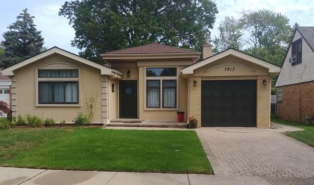 7913 N Oconto Avenue, Niles, IL 60714 (MLS #11132783) :: Carolyn and Hillary Homes