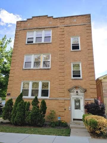 4300 N Whipple Street #2, Chicago, IL 60618 (MLS #11132830) :: John Lyons Real Estate
