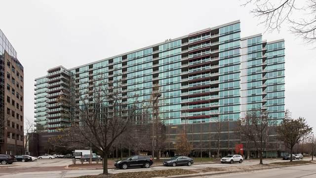800 Elgin Road #908, Evanston, IL 60201 (MLS #11132837) :: John Lyons Real Estate