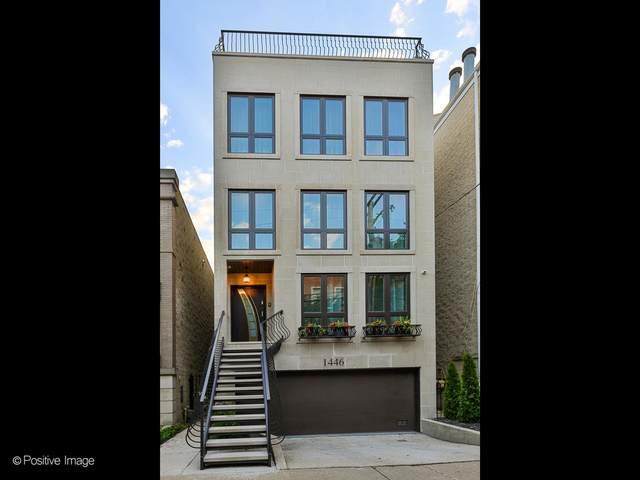 1446 N Wieland Street, Chicago, IL 60610 (MLS #11132844) :: John Lyons Real Estate