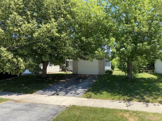 1352 Andover Drive #1352, Aurora, IL 60504 (MLS #11132848) :: Helen Oliveri Real Estate