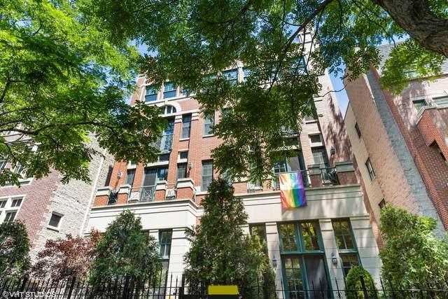 840 W Buckingham Place 1E, Chicago, IL 60657 (MLS #11132855) :: John Lyons Real Estate