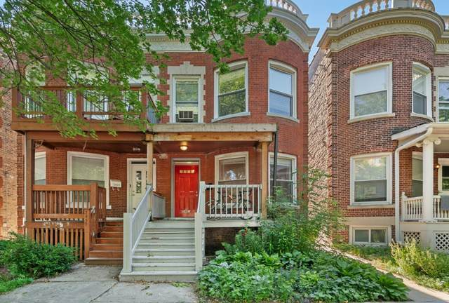 5461 S University Avenue #5461, Chicago, IL 60615 (MLS #11132866) :: Carolyn and Hillary Homes