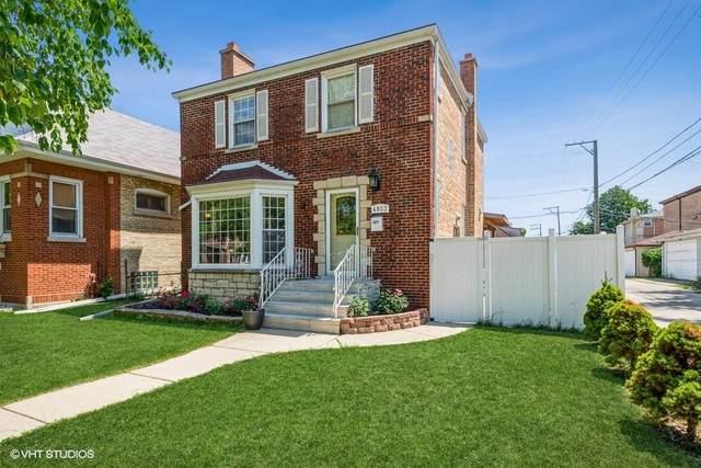 4853 N Mason Avenue, Chicago, IL 60630 (MLS #11132876) :: John Lyons Real Estate