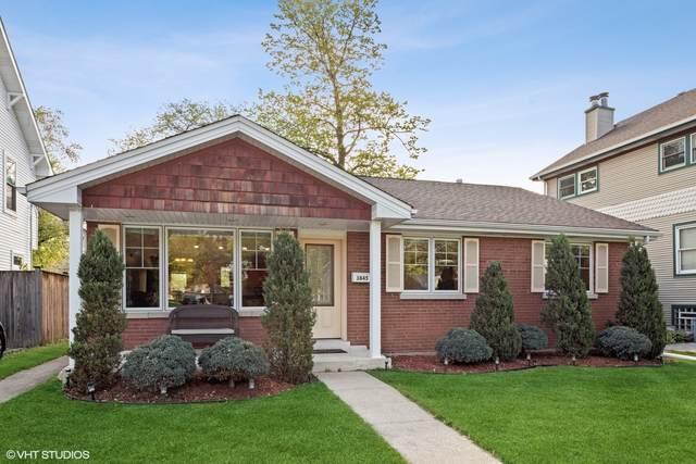 3845 Mccormick Avenue, Brookfield, IL 60513 (MLS #11132911) :: Suburban Life Realty