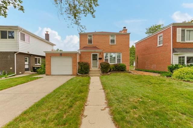 9041 Parkside Avenue, Morton Grove, IL 60053 (MLS #11132924) :: John Lyons Real Estate