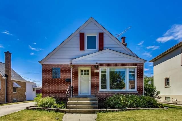 7049 W Keeney Street, Niles, IL 60714 (MLS #11133020) :: John Lyons Real Estate