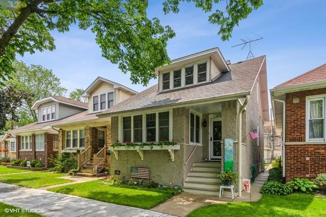 4728 N Kasson Avenue, Chicago, IL 60630 (MLS #11133032) :: O'Neil Property Group