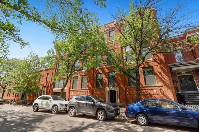 1122 W Newport Avenue 1G, Chicago, IL 60657 (MLS #11133151) :: John Lyons Real Estate