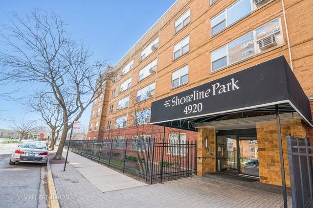 4920 N Marine Drive S508, Chicago, IL 60640 (MLS #11133221) :: John Lyons Real Estate