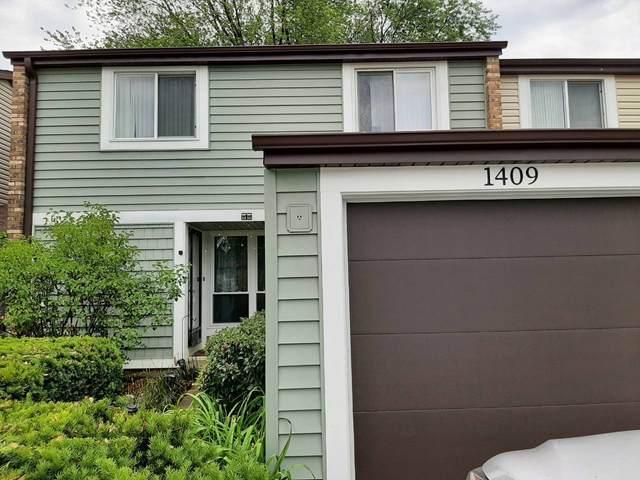 1409 Candlewood Court, Wheeling, IL 60090 (MLS #11133321) :: John Lyons Real Estate