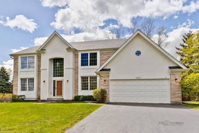 1401 Braxton Road, Libertyville, IL 60048 (MLS #11133372) :: O'Neil Property Group
