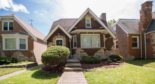 8419 S Calumet Avenue, Chicago, IL 60619 (MLS #11133439) :: John Lyons Real Estate