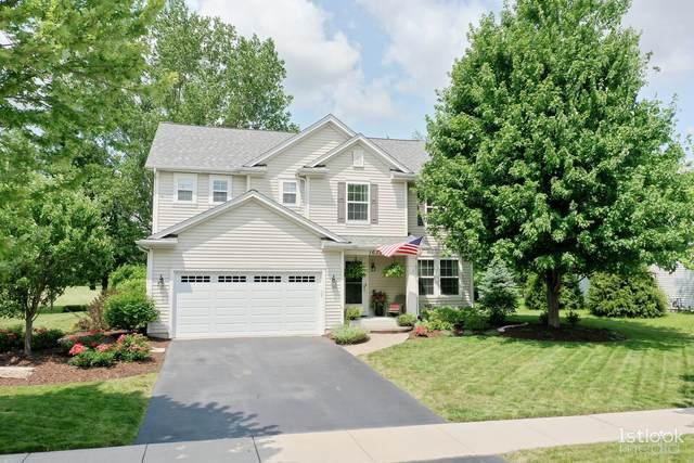 16328 Spring Creek Lane, Plainfield, IL 60586 (MLS #11133524) :: Suburban Life Realty