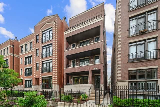 3533 N Wilton Avenue #1, Chicago, IL 60657 (MLS #11133541) :: John Lyons Real Estate