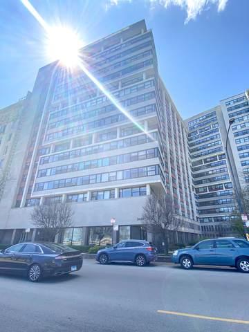 3420 N Lake Shore Drive 9LM, Chicago, IL 60657 (MLS #11133594) :: John Lyons Real Estate