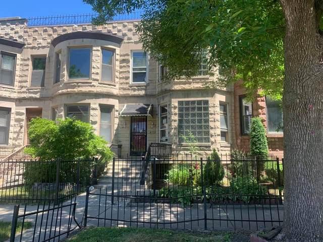 4339 S Forrestville Avenue, Chicago, IL 60653 (MLS #11133601) :: Ani Real Estate