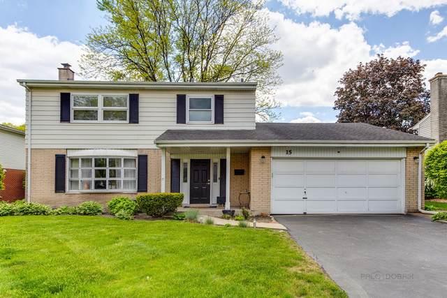 15 W Cedar Street, Arlington Heights, IL 60005 (MLS #11133621) :: Carolyn and Hillary Homes