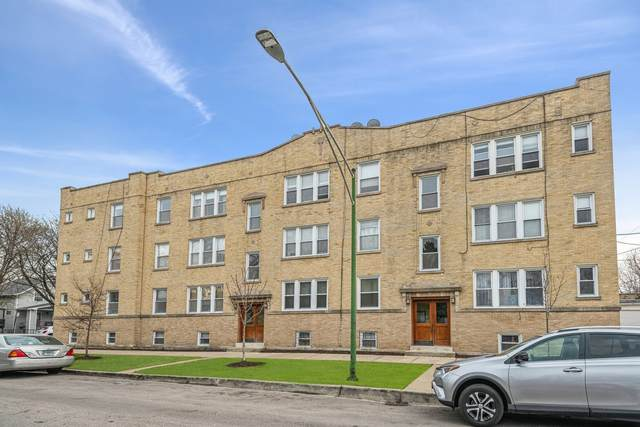 4451 W Sunnyside Avenue #2, Chicago, IL 60630 (MLS #11133630) :: John Lyons Real Estate