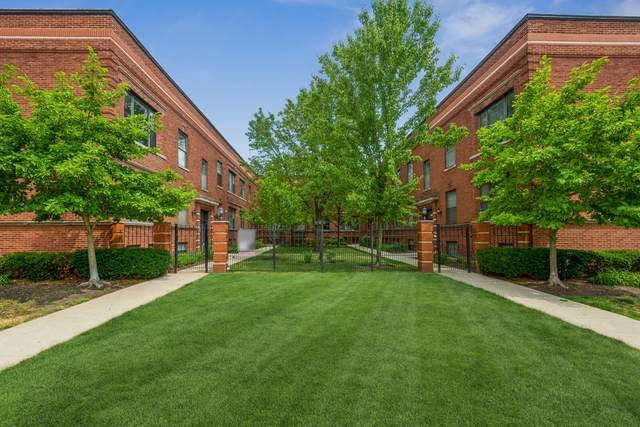 1316 W North Shore Avenue G, Chicago, IL 60626 (MLS #11133680) :: Carolyn and Hillary Homes