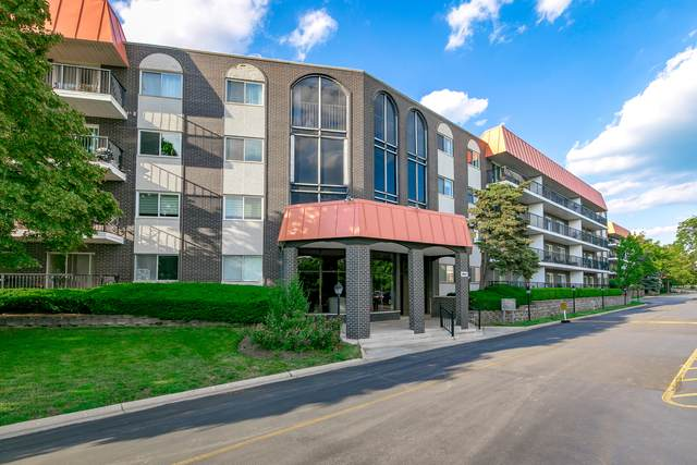 4940 Foster Street #301, Skokie, IL 60077 (MLS #11133688) :: Carolyn and Hillary Homes