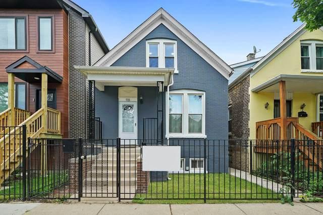 721 N Sawyer Avenue, Chicago, IL 60624 (MLS #11133725) :: John Lyons Real Estate