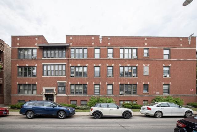 1228 E 54th Street #2, Chicago, IL 60615 (MLS #11133730) :: Carolyn and Hillary Homes
