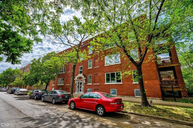 1625 W Ainslie Street 2E, Chicago, IL 60640 (MLS #11133819) :: Carolyn and Hillary Homes