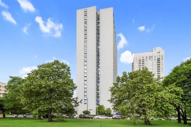 5100 N Marine Drive 12M, Chicago, IL 60640 (MLS #11133832) :: John Lyons Real Estate