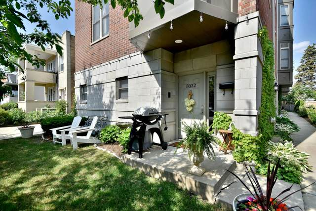 8032 Floral Avenue, Skokie, IL 60077 (MLS #11133845) :: John Lyons Real Estate