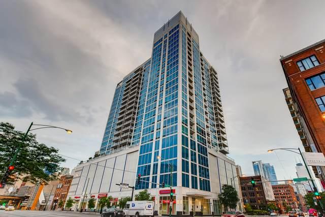 757 N Orleans Street #2202, Chicago, IL 60654 (MLS #11133847) :: John Lyons Real Estate