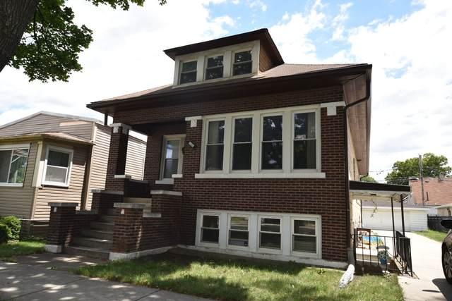 1321 Scoville Avenue, Berwyn, IL 60402 (MLS #11133854) :: John Lyons Real Estate