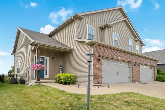 3408 Boulder Ridge Drive, Champaign, IL 61822 (MLS #11133868) :: John Lyons Real Estate