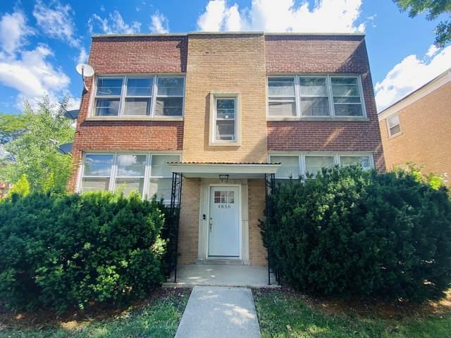 4856 Hull Street, Skokie, IL 60077 (MLS #11133875) :: Carolyn and Hillary Homes