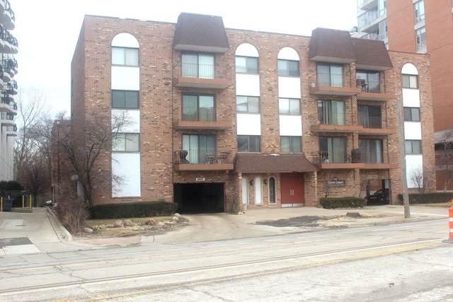 603 S River Road 2D, Des Plaines, IL 60016 (MLS #11133886) :: Jacqui Miller Homes